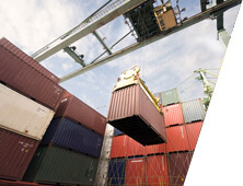 World wide logistics partners for Container Sales
