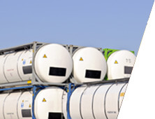 World wide logistics partners for Liquid Bulk Transport