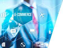 World wide logistics partners for E-Commerce